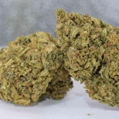 stinky pinky weed strain